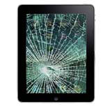iPad 4 - Display Scheibe - LCD  Reparatur